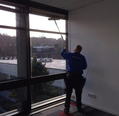 Introduction to INternal Window Cleaning by Ultra Cleaning Service