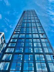 High rise building - UCS